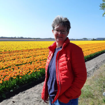 Bianca de Vries – coördinator Hillegom