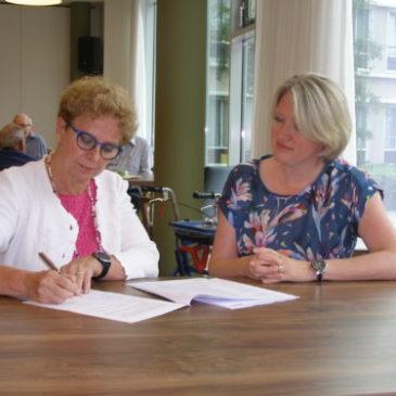 Samenwerking HOZO en Fietsmaatjes Hillegom Lisse bezegeld