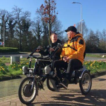 Interview met Fietsmaatje Jos Tukker