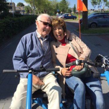 Ervaring van vrijwilligster Rita en gast de heer Mink